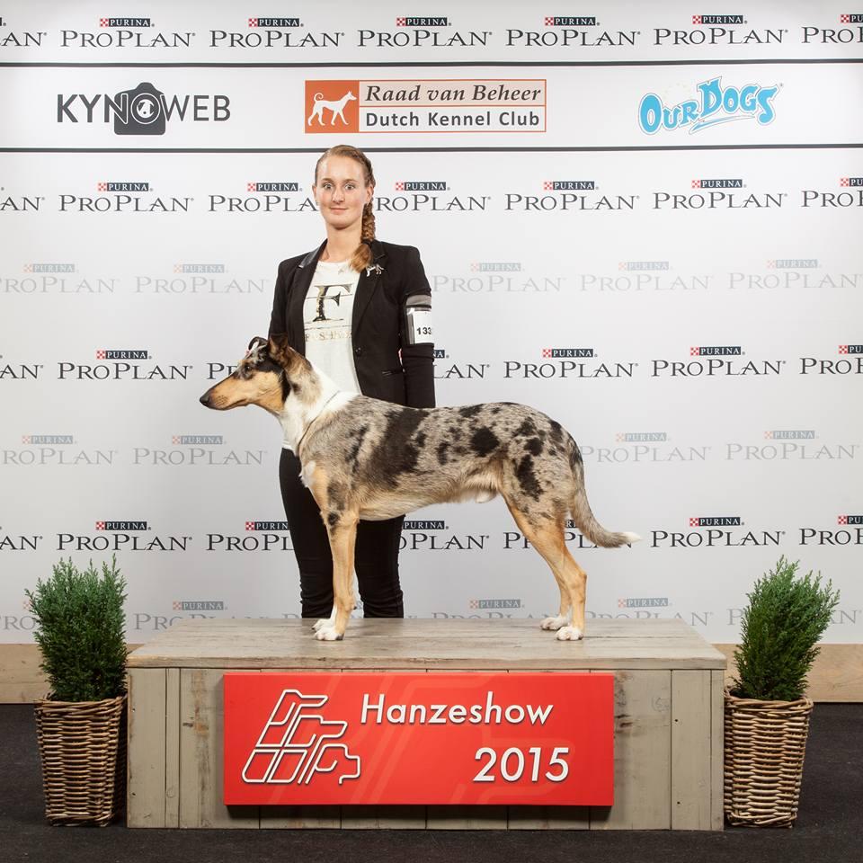 Hanzeshow NL 2015