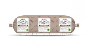 KIVO 5 diersoorten mix, kilo verpakking