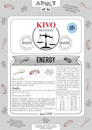 KIVO energy natuurlijk geperst