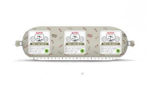 KIVO rund en eend compleet, kilo verpakking